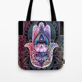 Hamsa Tote Bag