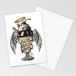 Sundae Fundae Stationery Cards