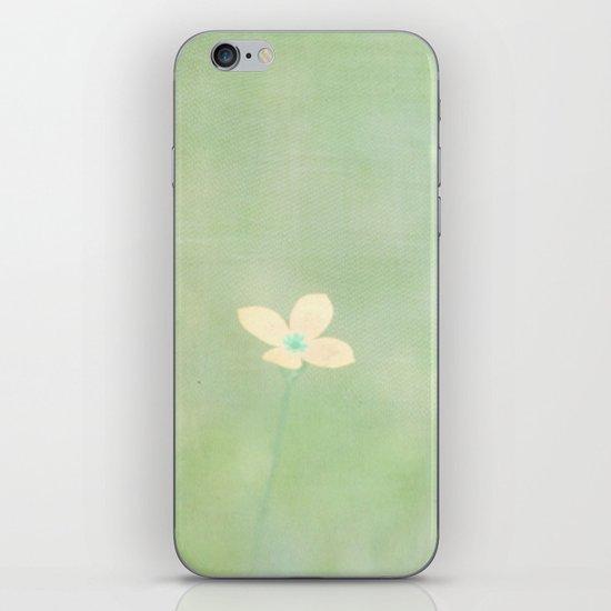 One Little Flower iPhone & iPod Skin