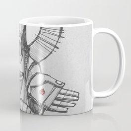 Jesus Christ Eucharist illustration Coffee Mug