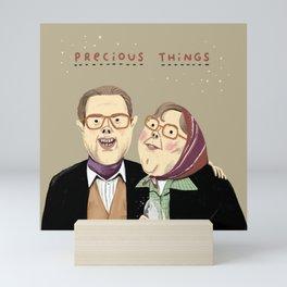 Precious Things Mini Art Print