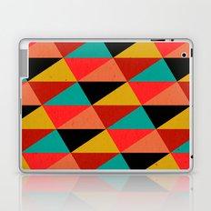 Ternion Series: Wintertide Jubilee Motif Laptop & iPad Skin