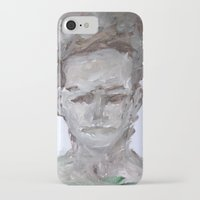 afro iPhone & iPod Cases featuring Afro by Jonathan Moreira