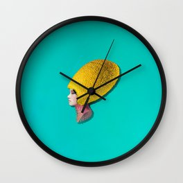 The seed princesse Wall Clock