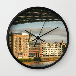 London 15 Wall Clock