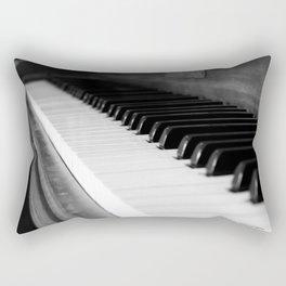 Antique Piano Rectangular Pillow