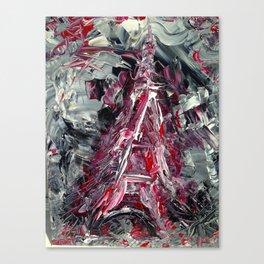 2015 Paris attacks Canvas Print