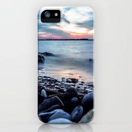 Lake Waco Long Exposure iPhone Case