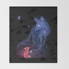 Celestial Throw Blanket