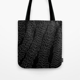 white ink 01 Tote Bag