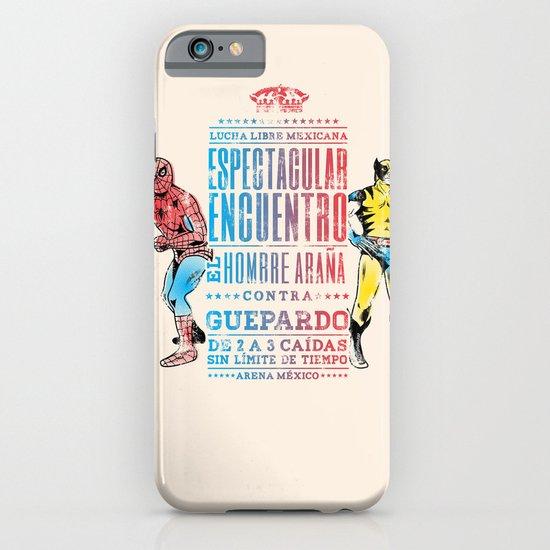 Espectacular Encuentro iPhone & iPod Case