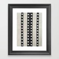 AZTEC N3 Framed Art Print