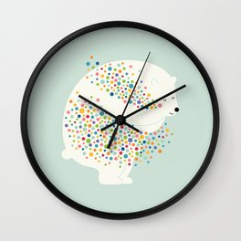 Hug Your Dreams Wall Clock