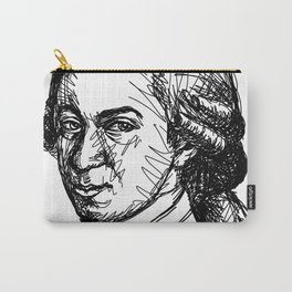 Wolfgang Amadeus Mozart sketch Carry-All Pouch