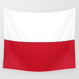 Flag: Poland Wall Tapestry