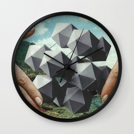 ...Where is my mind... Wall Clock