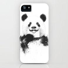 Funny panda Slim Case iPhone (5, 5s)