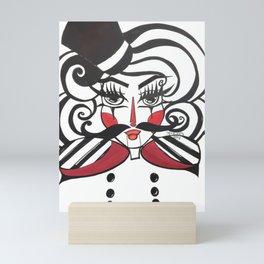 Nutcracker Mini Art Print