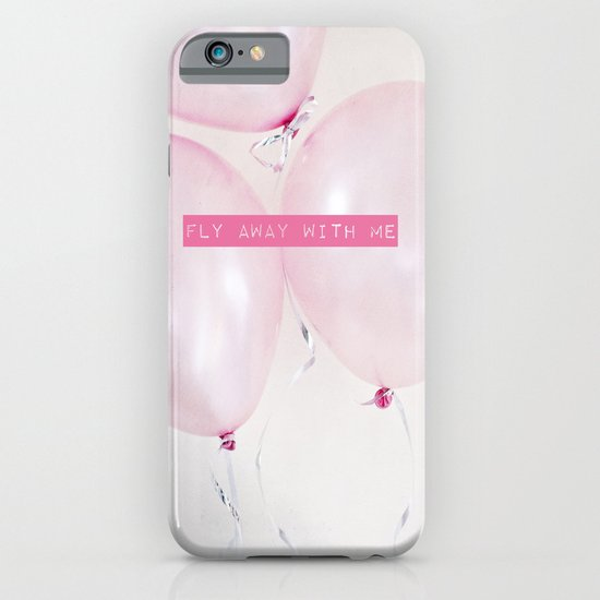 Fly Away With Me II iPhone & iPod Case