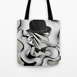 gentle smoke Tote Bag