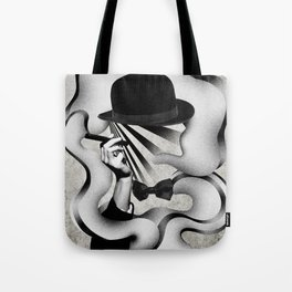 gentle smoke Tote Bag