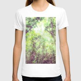 Dreamy Jungle Canopy T-shirt