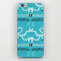 Tiffany Chains iPhone & iPod Skin