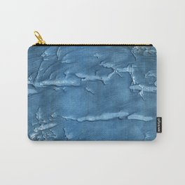 Steel blue painting Carry-All Pouch