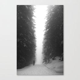 under giant Canvas Print