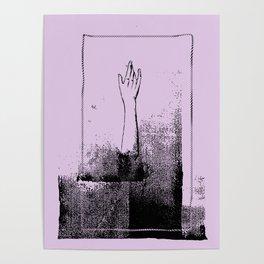Punk Hand Poster