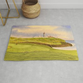 Old Head Golf Course 17th Hole Rug