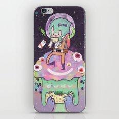 Space Taco iPhone & iPod Skin