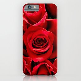 Roses for Roseville (2020), a Society6 Exclusive by Roberta Winters iPhone Case