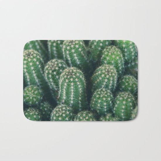 Cactus nature XI Bath Mat