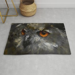 Ruler of the Night Rug