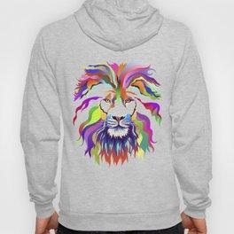 The Lion of Technicolor Hoody