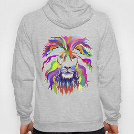 The Lion of Technicolor Hoody