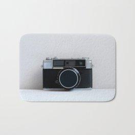 Oh Snap! Vintage Camera Bath Mat