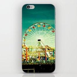 Farris Wheel  iPhone Skin