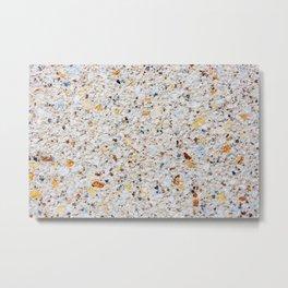 Color Stone Metal Print