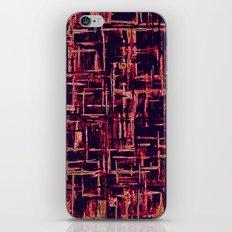 Smoke Digital 3 iPhone & iPod Skin