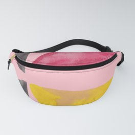2   | Imperfection | 190325 Abstract Shapes Fanny Pack