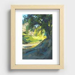 Spared/Escalante #9 Recessed Framed Print