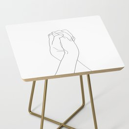 Never Let Me Go II Side Table
