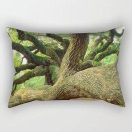 Angel Oak 3 Rectangular Pillow