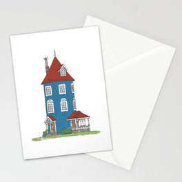 Moomin's House Stationery Cards
