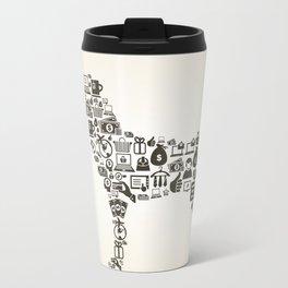 Dog business Travel Mug