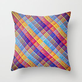 Motiv Secundus Throw Pillow