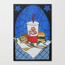 Combo #1 Canvas Print