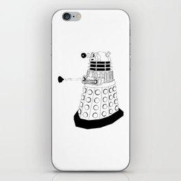 Doctor Who - Dalek iPhone Skin